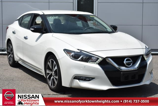 Used 2016 Nissan Maxima >> Certified Pre Owned 2016 Nissan Maxima 3 5 Sv 4d Sedan In Yorktown