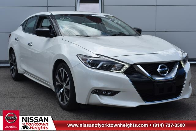 Used 2016 Nissan Maxima >> Certified Pre Owned 2016 Nissan Maxima 3 5 S 4d Sedan In Yorktown