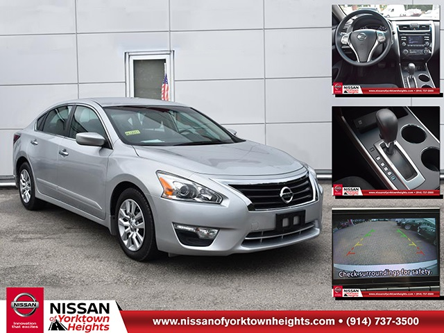 Certified Pre Owned 2015 Nissan Altima 2.5 S