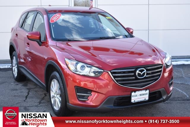 Pre Owned 2016 Mazda Cx 5 Sport 4d Sport Utility In Yorktown Heights
